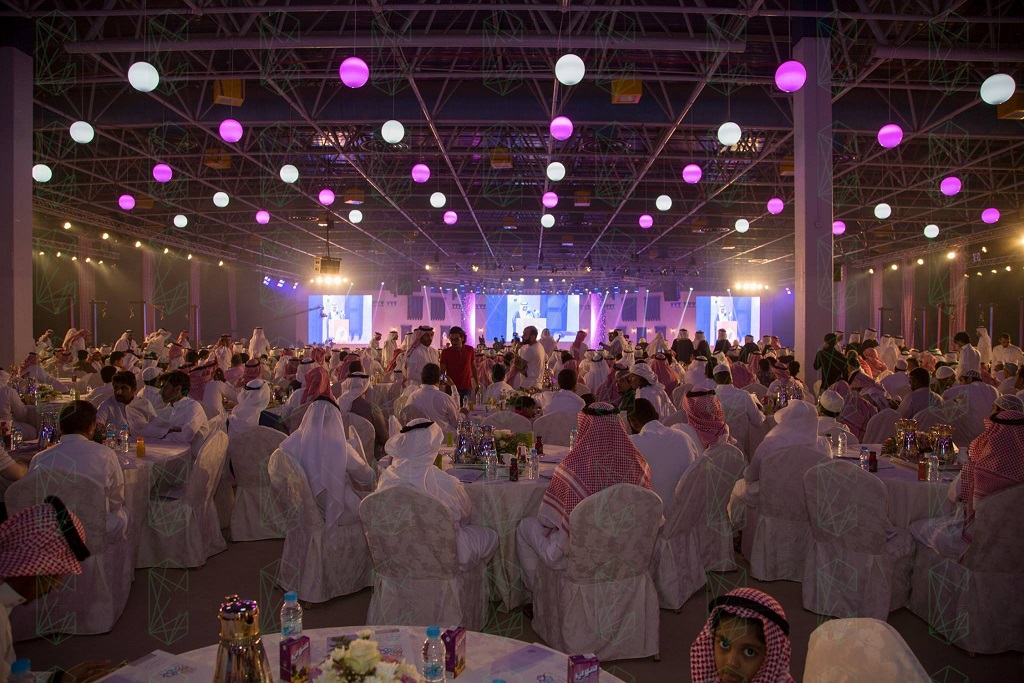 Intro events entertainment the 17th mass wedding in jeddah junglespirit Image collections
